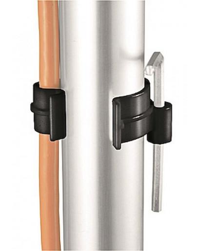 Затиск для кабелю великий, від 28 до 40 мм