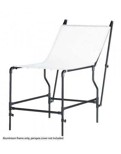 Міні-стіл для предметної зйомки, чорний, без панелі