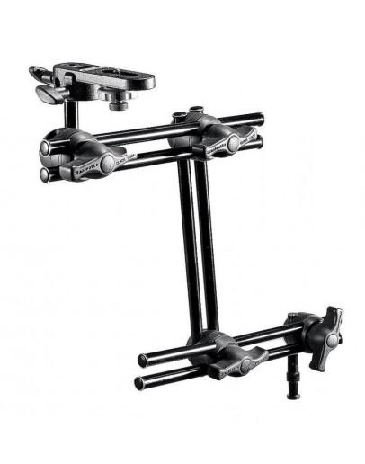 Кронштейн шарнірний Double Arm, 3 секції з кріпленням камери