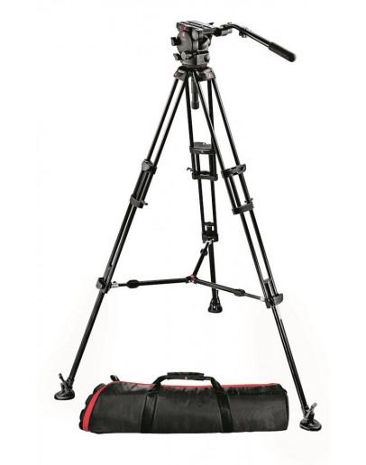 Відеокомплект: штатив 545B, голова 526, сумка MBAG100P