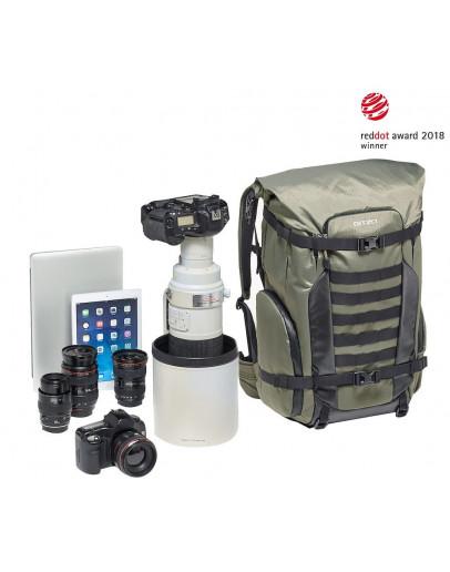 Gitzo Adventury 45л рюкзак для DSLR з об'єктивом 600мм