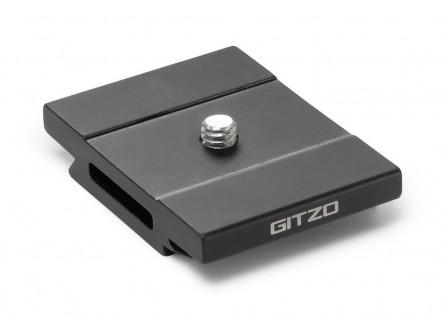 Gtizo швидкознімна майданчик D, алюміній, коротка