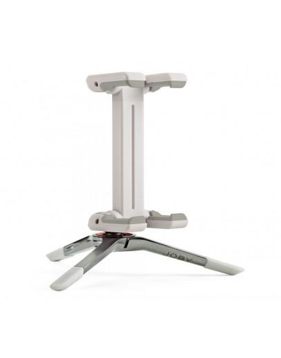 GripTight ONE Micro Stand, White-Chrome