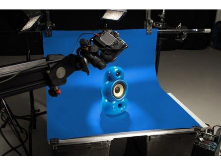 Фон матовий Colorama Colormatt PVC 100 x 130cm Royal Blue