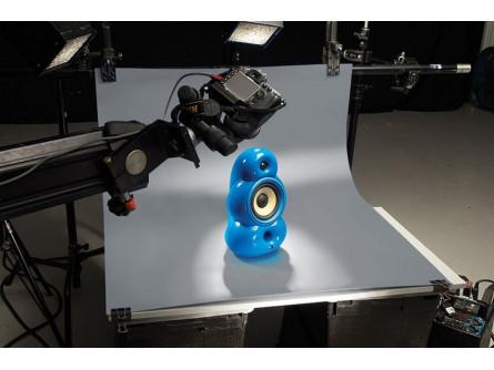 Фон матовий Colorama Colormatt PVC 100 x 130cm Slate