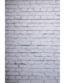 Urban фон складаний 1.5x2.1 Painted White / Industrl Grey Brick