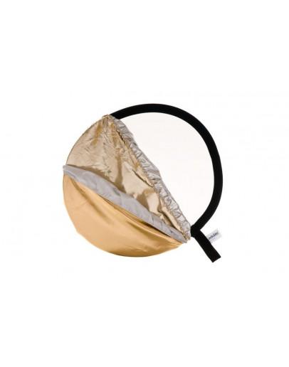 Відбивачі Bottletop 5в1, 50см, Gold / White + Sunfire / Silver