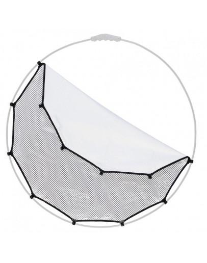 HaloCompact полотно діфлектор 82см Soft Silver