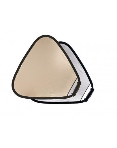 Відбивач трикутний Trigrip 75см Sunlite / Soft Silver