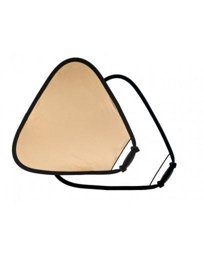 Відбивач трикутний Trigrip 75см Gold / White