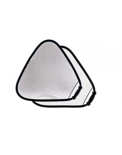 Діфлектор Trigrip трикутний 75см Soft Silver
