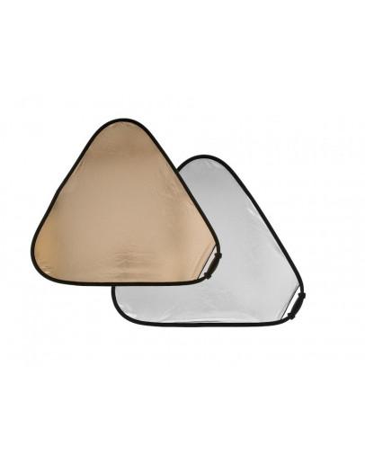 Відбивач трикутний Trigrip L 120см Sunlite / Soft Silver