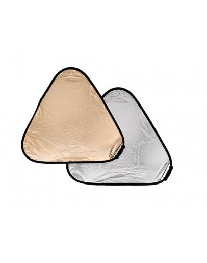 Відбивач трикутний Trigrip L 120см Sunfire / Silver