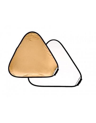 Відбивач трикутний Trigrip L 120см Gold / White