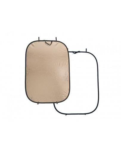 Відбивач Panelite складаний, 1.8х1.2м, Sunfire / White