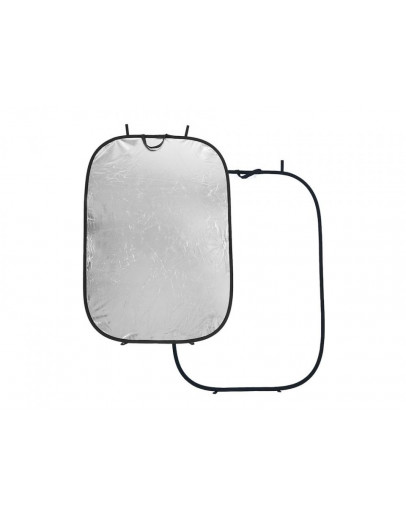 Відбивач Panelite складаний, 1.8х1.2м, Silver / White