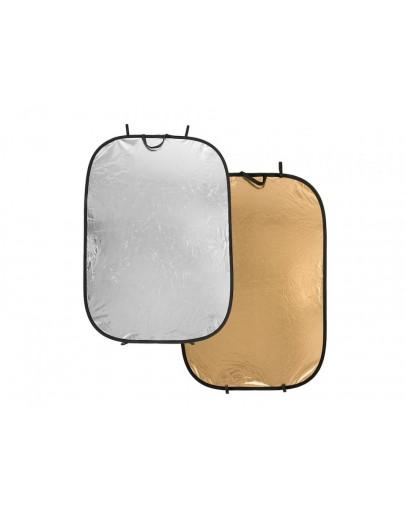 Відбивач Panelite складаний, 1.8х1.2м, Silver / Gold