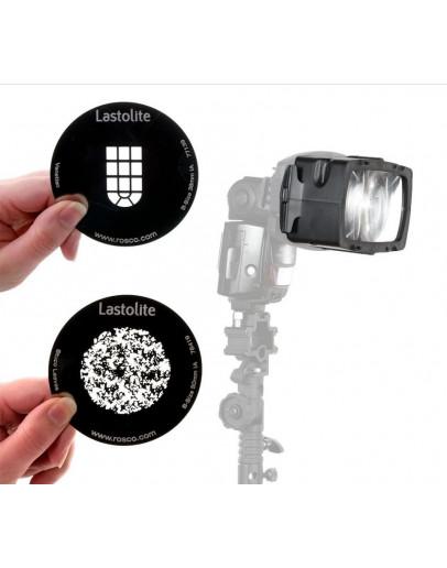 Комплект Strobo Gobo - модифікатор світла + трафарети