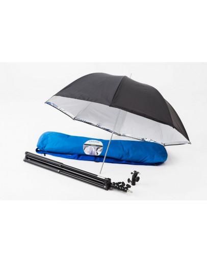 Комплект: парасольку 72см + стійка + тримач 2422 Tilthead Shoe