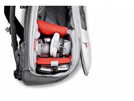 Advanced Travel Grey рюкзак для камери і ноутбука