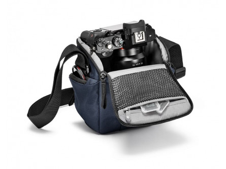 NX Holster I Blue сумка трикутна для CSC