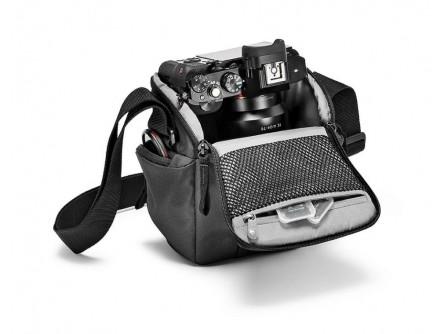 NX Holster I Grey сумка трикутна для CSC