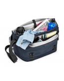 NX Messenger I Blue V2 сумка-месенджер для DSLR / CSC