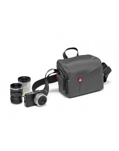 NX Shoulder Bag I Grey V2 сумка плечова для CSC