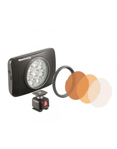 LumiMuse8 LED світильник з 8 світлодіодами