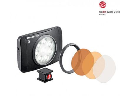 LumiMuse8 LED світильник з 8 світлодіодами і Bluetooth