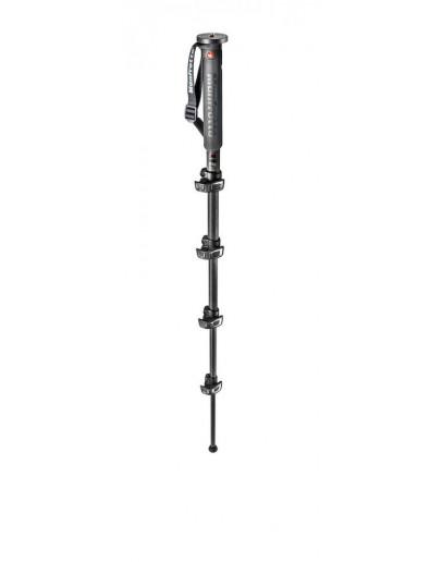 XPRO Фотомонопод карбон.5секц. сумісний з FLUIDTECH базою