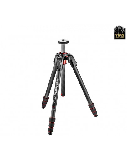 190 Go! Carbon 4-Section Camera Tripod with Twist Locks