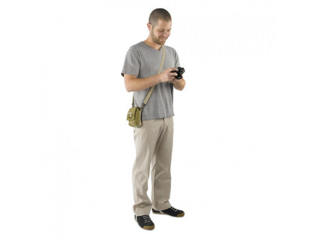Earth Explorer Medium сумка-патронаш з плечовим ременем