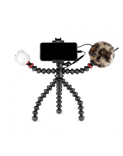 GorillaPod® Mobile Vlogging Kit Savage Edition