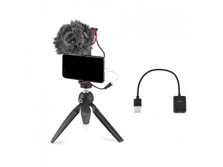 Wavo Mobile USB Adapter Audio Kit