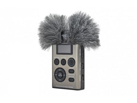 Marantz PMD620 / Tascam DR-1 Mini Windjammer