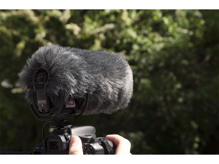 Міні шумозаглушення для RØDE VideoMic Pro з лірою