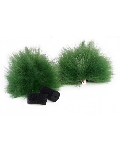 Зелений Lavalier Windjammer
