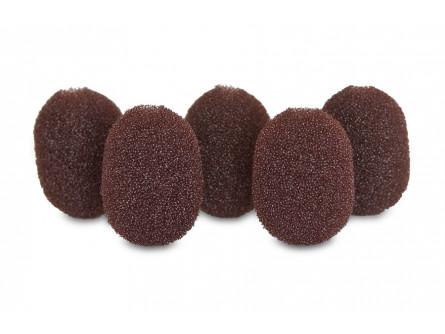 Лавальє піниться коричневим